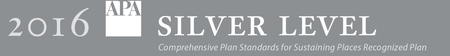 APA Comprehensive Plan Silver Award